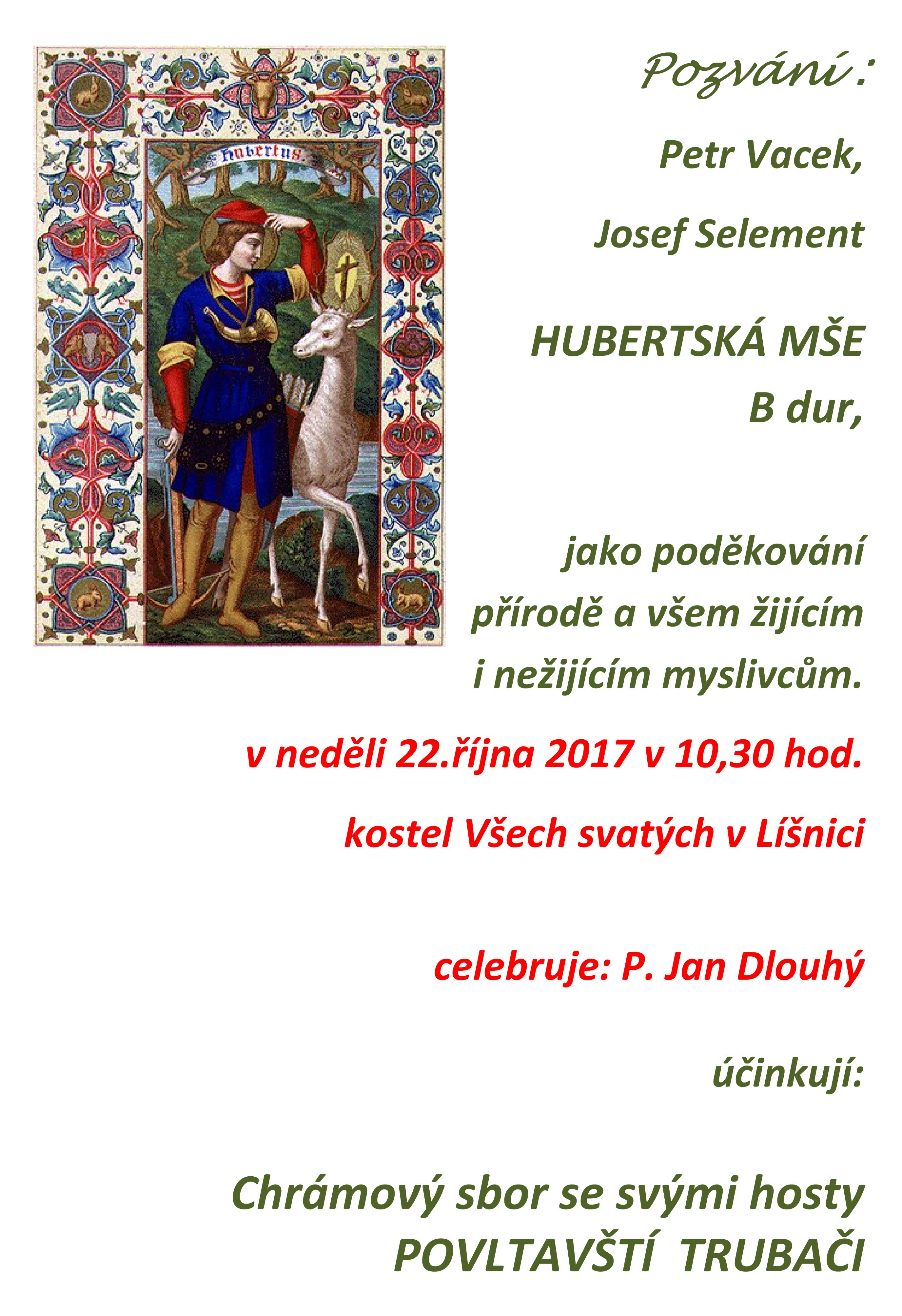 Pozvání HM 2017 Lisnice